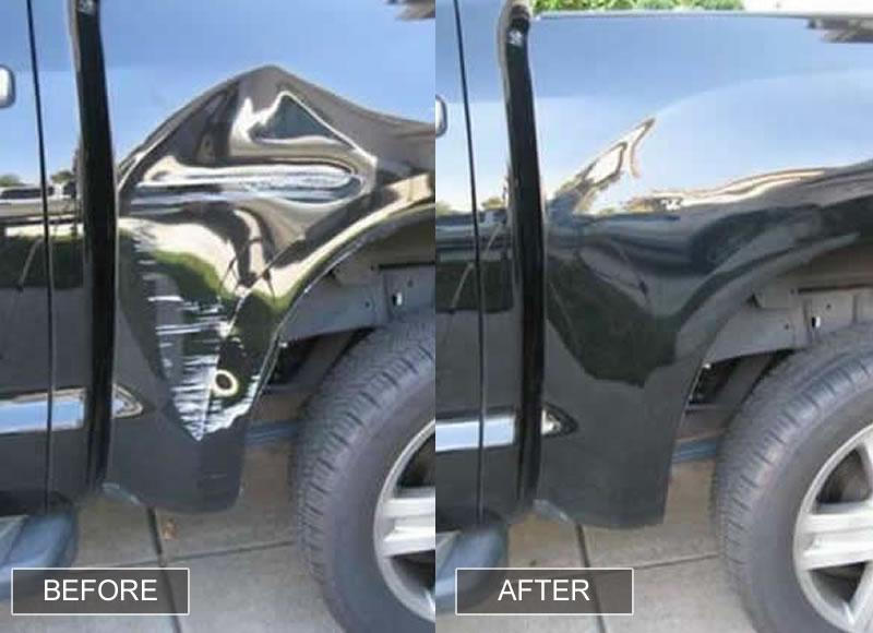 Major Auto Body Repair
